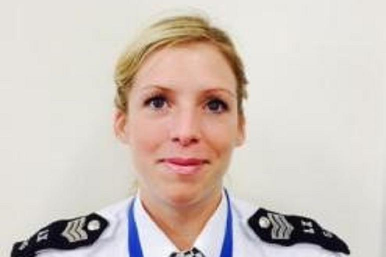 Sergeant Caroline Hay